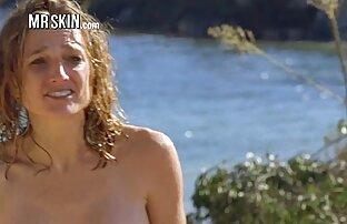 Plantureuse ébène obtient ses seins jizzed vidéos x amateur