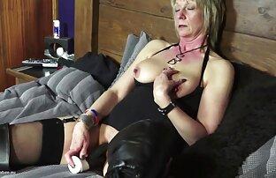 Salope britannique tatouée baisée dans un film porno amateur black trio FMM